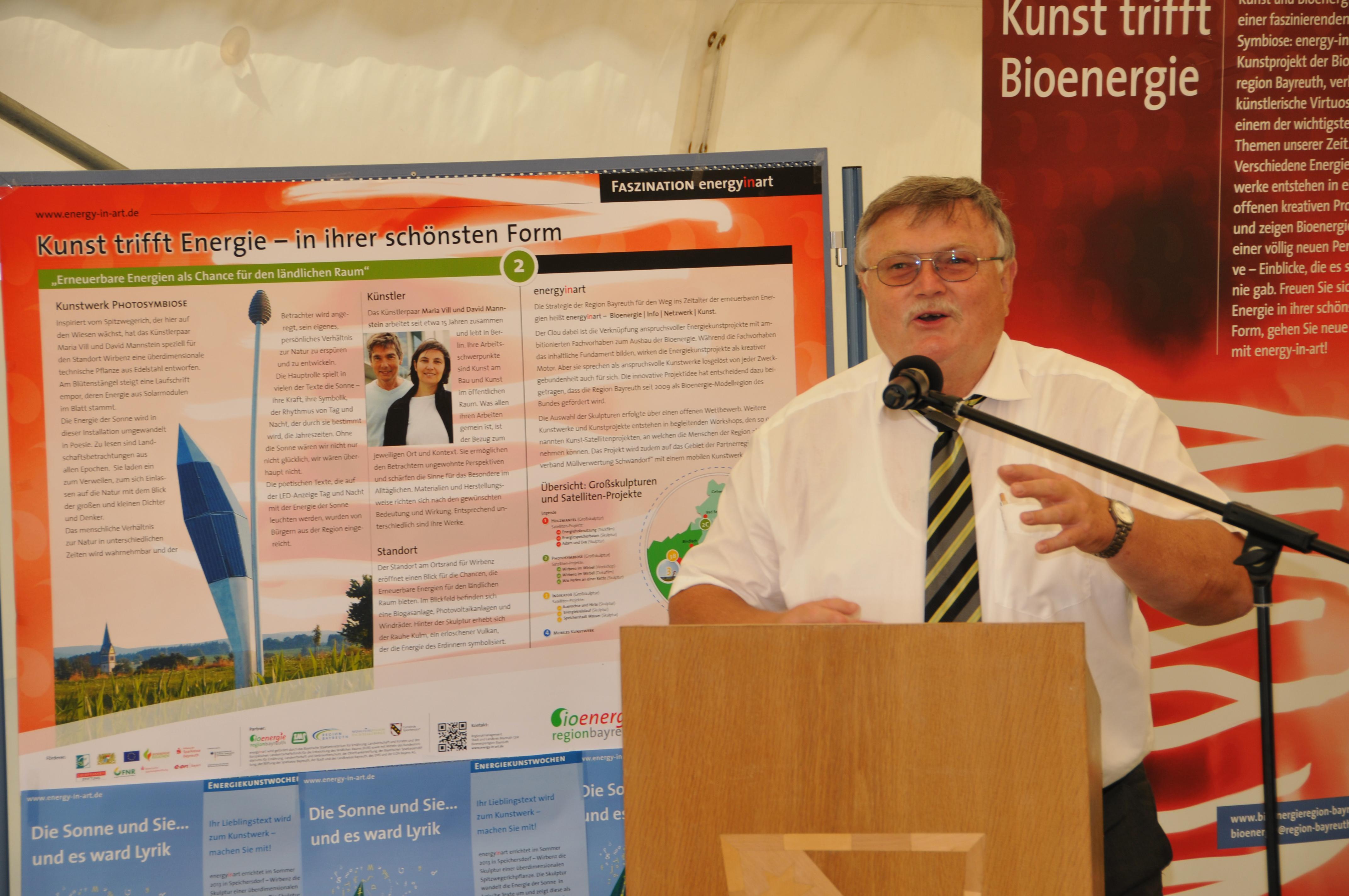 Rede Bürgermeister Manfred Porsch