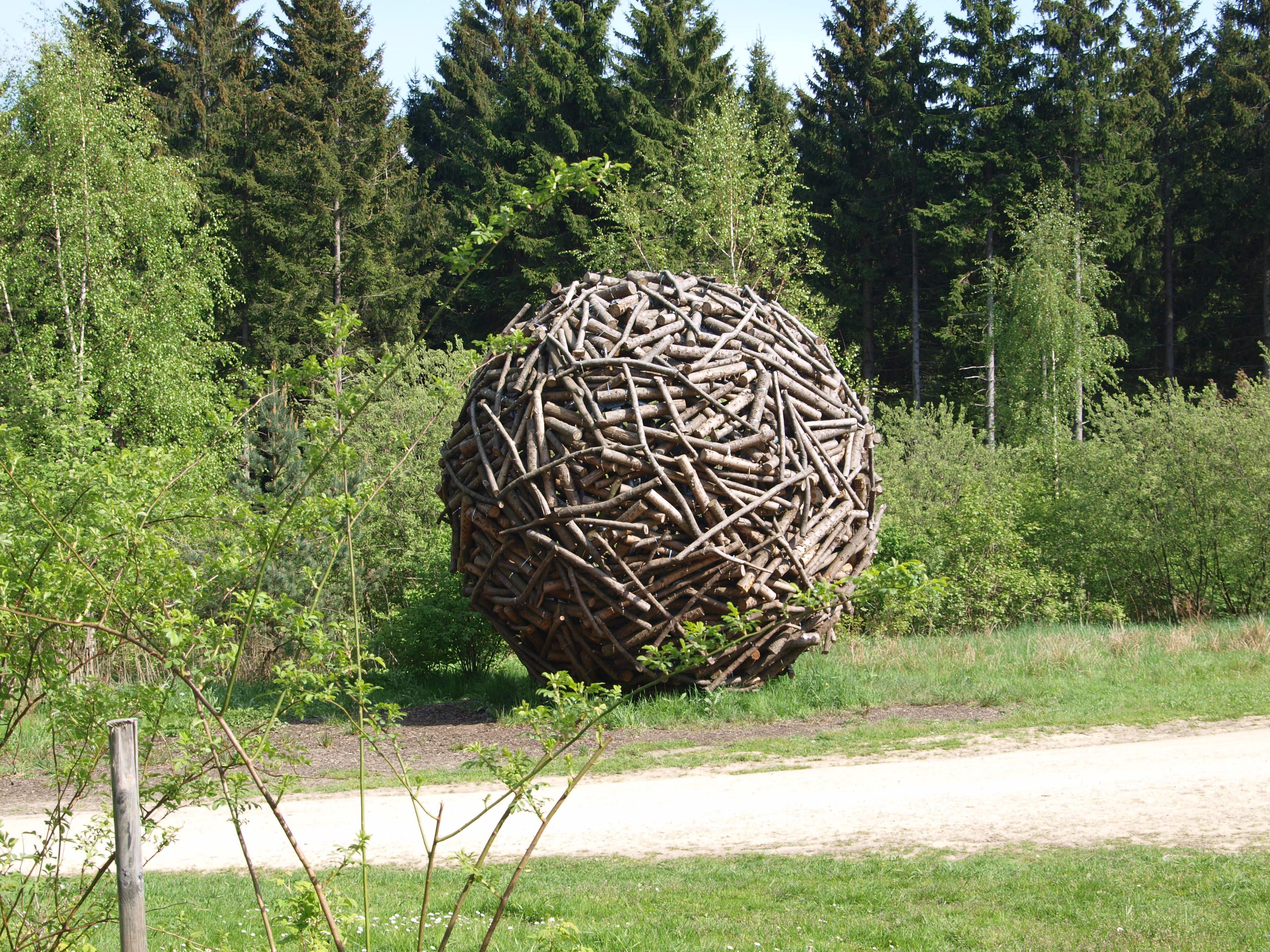 Holzmantel