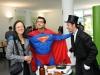 Superman und Magier